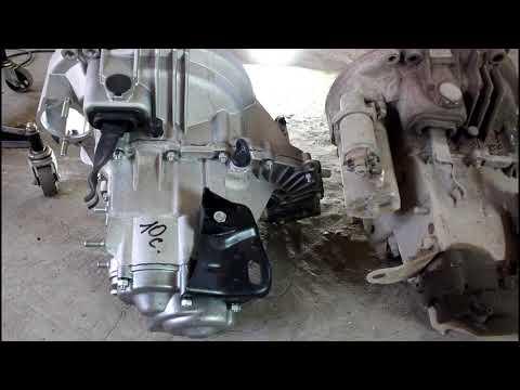 Замена коробки передач МКПП ВАЗ ,5 16кл Лада 2110 LADA