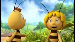Pčelica Maja Igra pčela, srpski! Crtać uz kakav treba da odrastaju vaša deca!
