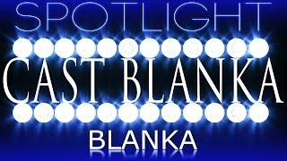 getlinkyoutube.com-SPOTLIGHT:USF4: TL Cast Blanka (Blanka) With Interview [TrueHD]