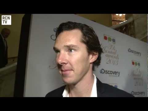 Benedict Cumberbatch Interview -  Sherlock Series 4