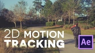getlinkyoutube.com-After Effects Basic Tutorial - MOTION TRACKING