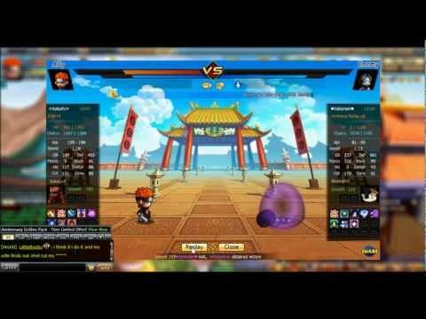 Pockie Ninja  Secret Techniques (Pein,Naruto,Sage Naruto,Hebi Sasuke,3rd Hokage....)