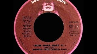getlinkyoutube.com-Andrea True Connection ~ More, More, More 1976 Disco Purrfection Version