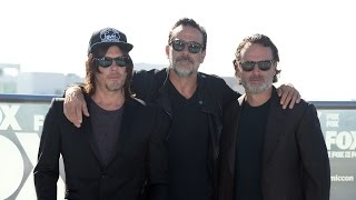 Our 3 Sexy TWD Badasses! ( Norman Reedus,  Andrew Lincoln & Jeffrey Dean Morgan )