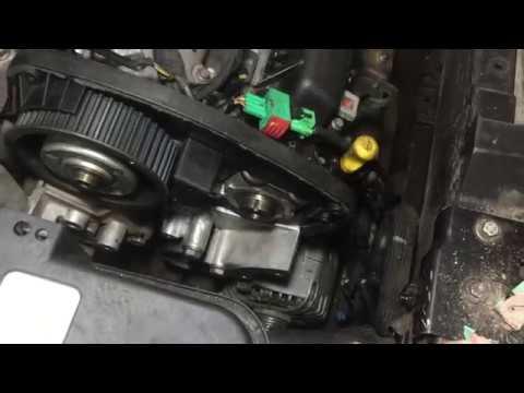 Ремонт двигателя ... c6 es9a 3.0 бензин часть 2