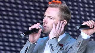 getlinkyoutube.com-Boyzone - Everyday I Love You, Ageas Bowl, Southampton