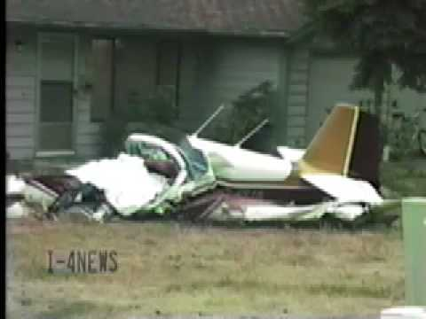 Fatal Plane Crash Two Dead Puyallup WA