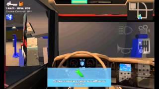 getlinkyoutube.com-Grand truck simulator-Skin scania R580 e container