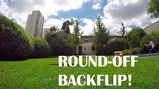 getlinkyoutube.com-ROUND-OFF BACKFLIP PROGRESSION IN 5 MINUTES!