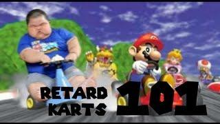 getlinkyoutube.com-Retarded64: Retard karts 101