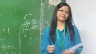 The Hugot Class (Math Edition)