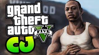 "getlinkyoutube.com-IS CJ ""CARL JOHNSON"" IN GTA 5! (Myth Busted)"