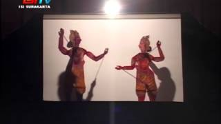 FESTIVAL INDIA IN INDONESIA (Togalu Gombe Aata) _Shadow Puppet Show 12 MARCH 2015_PART #1