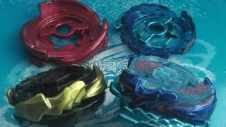 getlinkyoutube.com-Beyblade Modification! Galaxy ULTIMATE BALANCE MODE - PC Frame & Metal Frame Add-ons (SP5059)
