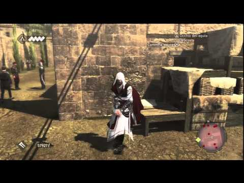 Assassin's Creed Brotherhood (ITA)-19- Le armi di Leonardo: Mitragliatrice