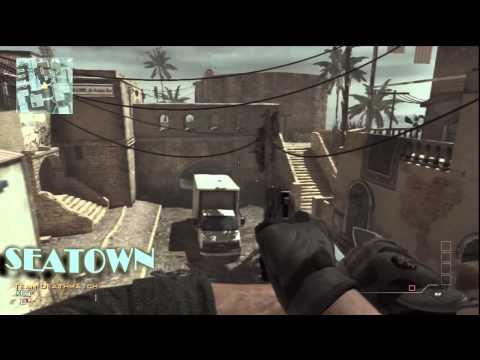 MW3: Secret Spots on 'Fallen' Village' 'Seatown' and 'Hardhat' (Modern Warfare 3)