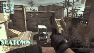 getlinkyoutube.com-MW3: Secret Spots on 'Fallen' Village' 'Seatown' and 'Hardhat' (Modern Warfare 3)