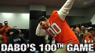 getlinkyoutube.com-Dabo Swinney Dabs to Celebrate ACC Title and 100th Game at Clemson