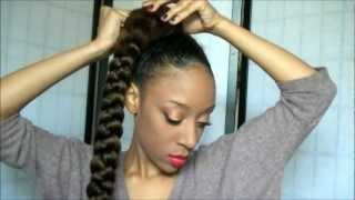 getlinkyoutube.com-Goddess to Queen Holiday Hair Tutorial
