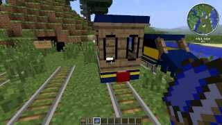 getlinkyoutube.com-Thomas e seus Amigos #1 | Partiu QuebraMente | Minecraft
