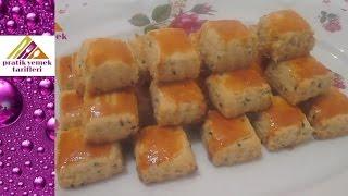 Ağızda Dağılan Tuzlu Pastane Kurabiyesi Tarifi - Pratik Yemek Tarifleri