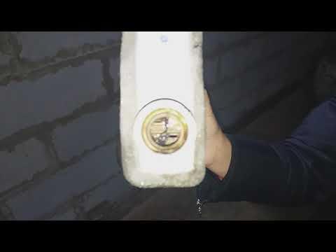 Замена радиатора отопителя (не снимая панели)