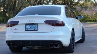 getlinkyoutube.com-Audi S4 Review!- Supercharger Whine for Days!