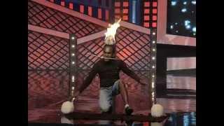 ഇതാ ഒരു പുതിയ കുലുക്കിത്തക തെയ്.... in  Ugram Ujjwalam; Fire Dance by Srishti Group