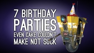 getlinkyoutube.com-7 Awful Birthday Parties Even Cake Couldn't Make Not Suck