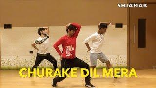 CHURAKE DIL MERA   AKSHAY KUMAR   SHILPA SHETTY   ROHAN PHERWANI   DANCE COVER   CHOREOGRAPHY