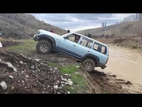 Toyota Land Cruiser Off Road