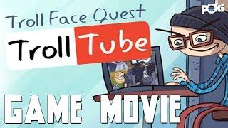 getlinkyoutube.com-Game Movie! Troll Face Quest: Troll Tube, Poki walkthrough