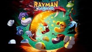 getlinkyoutube.com-Rayman Legends: All Dark Rayman Levels - Gold Rank 100%