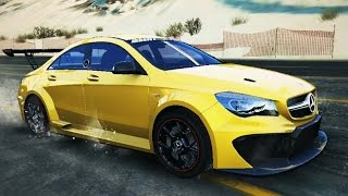 getlinkyoutube.com-Asphalt 8 - Friday Heat Mercedes CLA 45 (Alps) 54.120