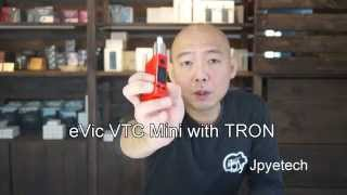 getlinkyoutube.com-【レビュー】eVic VTC Mini with TRON by Joyetech