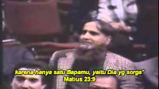 getlinkyoutube.com-Dr. Ahmed Deedat - Proof that Jesus is not The Son of God at inter-religious conference (Part 2)