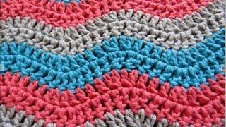 Ponto Zig Zag/ Ripple stitch