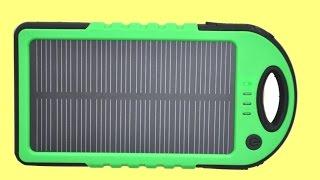 "getlinkyoutube.com-Inside a solar USB power bank with ""short circuit"" feature."