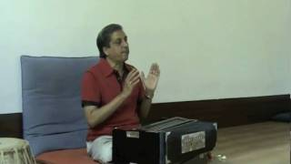Theory Session Part 2 - Khayaal Gaayaki, Music Therapy