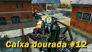 Caixa dourada #12 - OPax_BR (Tanki Online Brasil)