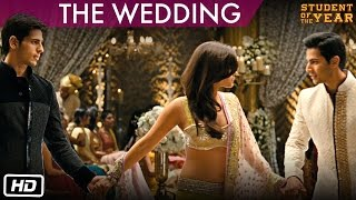 getlinkyoutube.com-The Wedding - Student Of The Year - Sidharth Malhotra, Alia Bhatt & Varun Dhawan