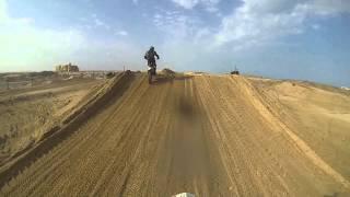 getlinkyoutube.com-Gus meets Dubai MX track