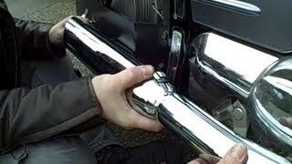 getlinkyoutube.com-How To Install Vance & Hines Cruzers