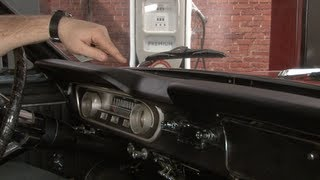 getlinkyoutube.com-Mustang Dash Pad Installation 1965