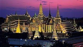 The Grand Palace (พระบรมมหาราชวัง), Bangkok, HD Experience