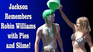 getlinkyoutube.com-Jackson Remembers Robin Williams with Pies and Slime!