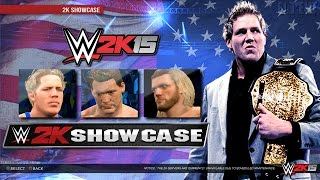 "getlinkyoutube.com-Jack Swagger ""All American American"" 2K Showcase Concept - WWE 2K15 Mods"