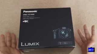getlinkyoutube.com-Panasonic FZ1000 Unboxing and First Impressions