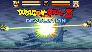 getlinkyoutube.com-Dragon Ball Z Devolution: Super Android 13, Eradicate the Super Saiyans, and Broly!