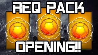 getlinkyoutube.com-Halo 5 Req Pack Opening - TRIPLE GOLD PACK GLORY + SPECIAL ARMOR!! (1080p 60fps HD)